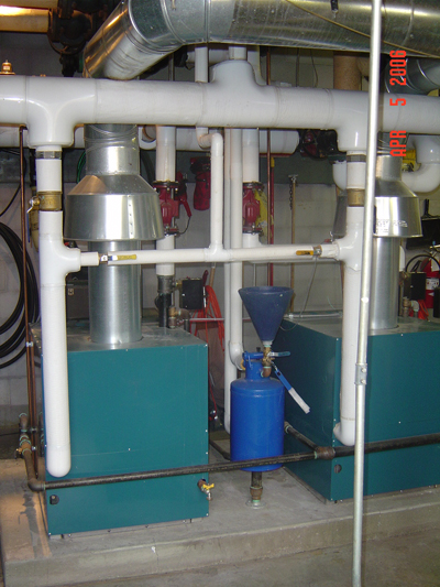 Commercial Boilers in Michigan