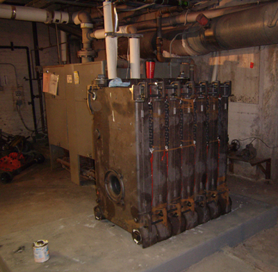 Cast Iron Sectional Boilers In Michigan
