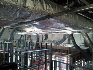 Industrial Ductwork Macomb County Michigan